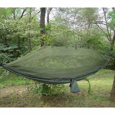 Snugpak Lightweight Jungle Hammock With Mosquito Net Bushcraft Survival Camping