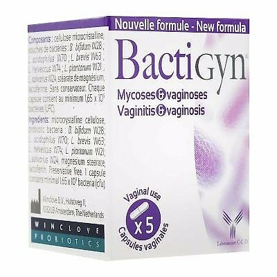 BactiGyn 5 capsules vaginales