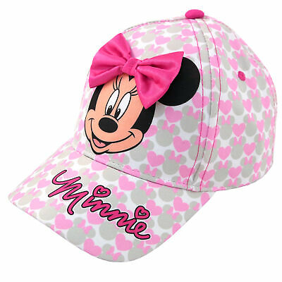 Disney Minnie Mouse Bowtique Baseball Cap, Toddler Girls, Age 2-4