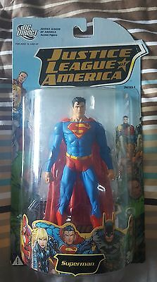 JUSTICE LEAGUE OF AMERICA SUPERMAN Series 1 Action Figure