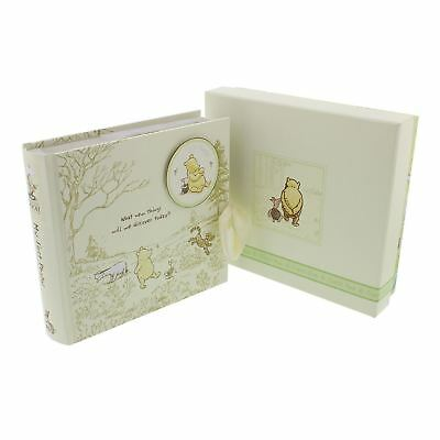 Classic Disney Winnie-the-Pooh Newborn Baby Photo Album