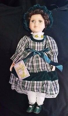 """CATHAY DEPOT Collection 15"""" Porcelain Doll - LIMITED EDITION - 1 of 5000"""