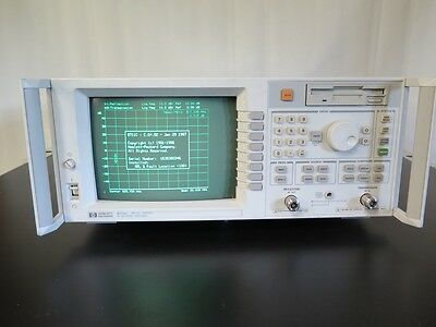 HP 8711C Hewlett Packard Network Analyzer