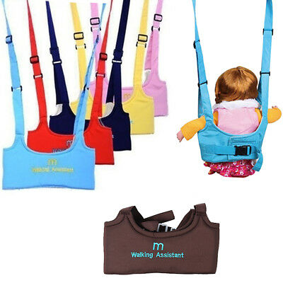 Baby Walking Wings Belt Safety Harness Strap Walk Assistant Infant Carry