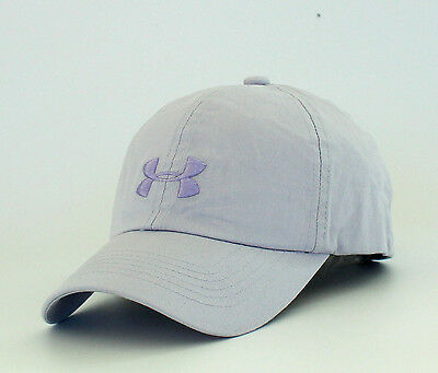 67a6f865d4e5b New Girl s Under Armour Cap Armour Hat Outdoor Sport Adjustable Ball Cap  Run Pur