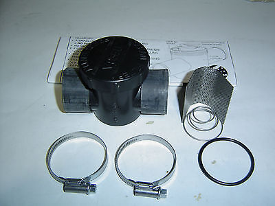 "Radiator Coolant Filter suits 38mm 1 1/2"" Hose ( Sent by Registered Post)"