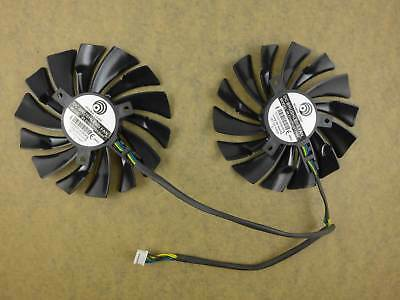 MSI GTX960/970/950 R9 390X/390/380 GAMING Dual Fan PLD10010S12HH 4Pin 12V 0.40A