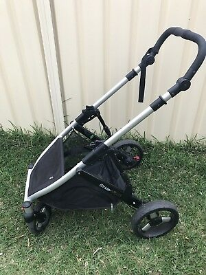 Steelcraft Strider Plus Pram Frame Only. Repair Your Plus. Spare Part