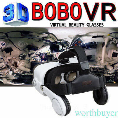 BOBOVR Z4 3D  Glassed Virtual Reality Headset Private Theater For Smart PhoneZH