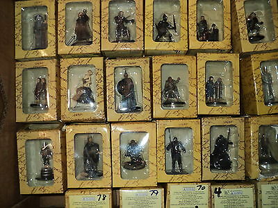 MAGAZINE LORD OF THE RINGS COLLECTION ISSUE 31 TWILIGHT WRAITH EAGLEMOSS FIGURE