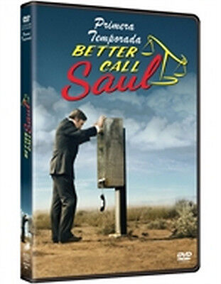 Better Call Saul - Stagione 1 (3 DVD) - ITALIANO ORIGINALE SIGILLATO -