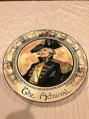 royal doulton plate the admiral d6278