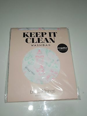 Bras N Things, Lingerie Washbag, Brand New And Sealed