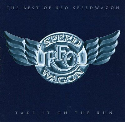 Reo Speedwagon The Best Of: Take It On The Run Cd (Greatest Hits)