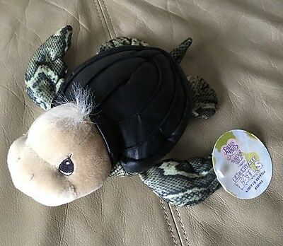 Precious Moments Tender Tails Endangered Sea Turtle Limited Edition Plush NEW