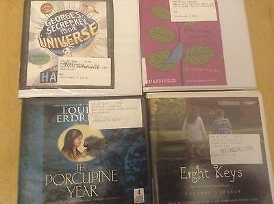 Lot of 4 - 89cents each!! - Children's / Young Adults -  - ex library