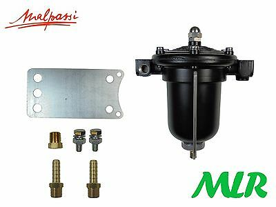 Malpassi High Flow V8 Filter King Fuel Pressure Regulator 8Mm Fittings Bdt8
