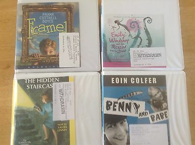 Lot of 4 - 89 cents each!! -  Children - Various Titles, Authors -ex library