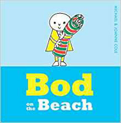 Bod on the Beach, New, Cole, Michael Book