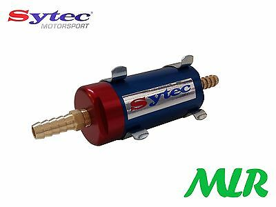 Fse Sytec Motorsport Alloy Mini Bullet Fuel Filter Injection & Carb 8Mm Bbi