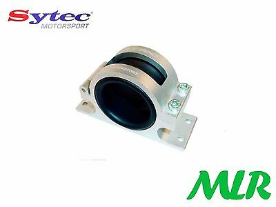 Sytec Motorsport Bosch Fuel Pump Filter Mounting Bracket Silver Mlr.fxs