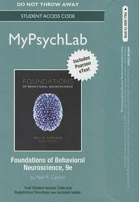 New mypsychlab with pearson etext standalone access card for new mypsychlab with pearson etext standalone access card for foundations o fandeluxe Image collections