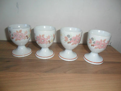 Boots Hedge Rose Egg Cups X 4