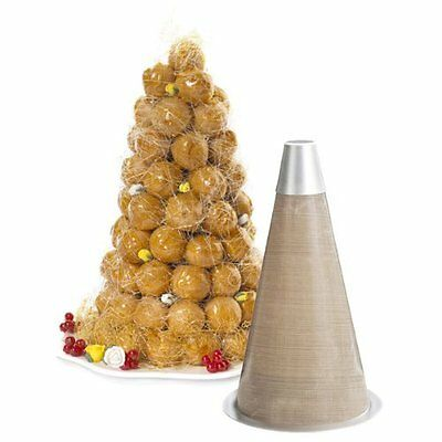 Alan Silverwood Croquembouche Set - Profiterole Dinner Party Mould