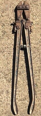 "Irwin Record No 942 Bolt Cutters Croppers 42"" 108cm Long"