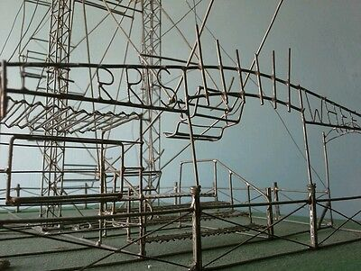 Vintage Wire Working Model Ferris Wheel