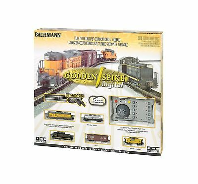 Bachmann Industries Golden Spike Ready to Run Electric Train Set with ... NO TAX
