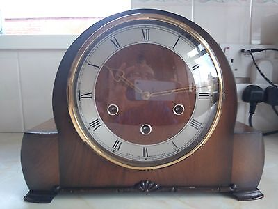 "Westminster Chime Mantle Clock ""the Richmond"" Fwo"