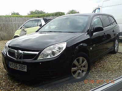 vauxhall vectra 1 9 estate high spec 2007 56 plate. Black Bedroom Furniture Sets. Home Design Ideas