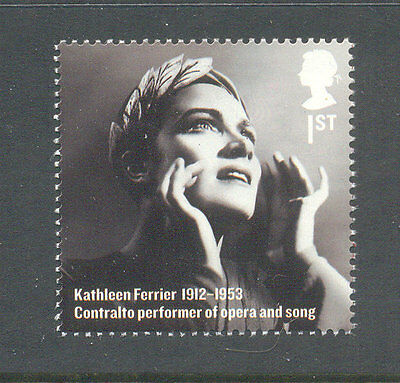 Kathleen Ferrier-Singer-Music mnh Great Britain