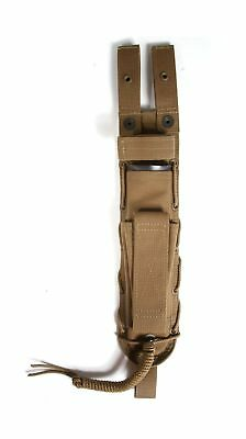 Spec-Ops Brand Combat Master Knife Sheath 8- Inch Blade (Long) Coyote ... NO TAX