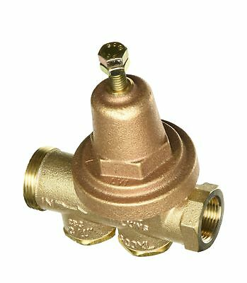 "Zurn 34-600XL Wilkins Water Pressure Reducing Valve 3/4"" Lead Free NO TAX"