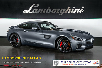 2016 Mercedes-Benz GT-S  NAPPA LEATHER+POWER/HEATED SEATS+NAV+RR CAM+BURMESTER SOUND+AMG+START/STOP
