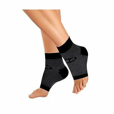 OrthoSleeve FS6 Compression Foot Sleeve (One Pair) for Plantar Fasciit... NO TAX