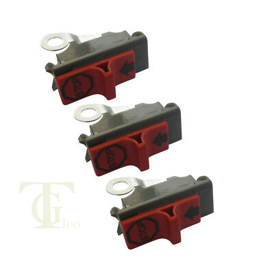 3X ON/OFF STOP SWITCH FOR HUSQVARNA 36 41 50 51 55 136 137 141 142 Chainsaws New