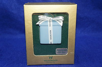 Wedgwood Ornament Functional Gift Box New in Box