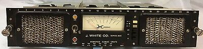 J. White Co. Series 800 Powered Camac Crate Fans Controller