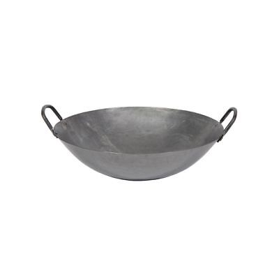 """Town Food Service 34716 16"""" Hand Hammered Cantonese Wok"""