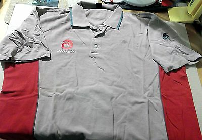 2003 America's Cup ~ Team Alinghi ~ Crew Polo Shirt Size 4Xl
