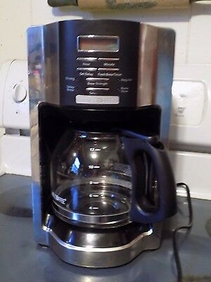 Mr Coffee Thermal Gourmet Coffee Maker : KRUPS ProAroma 12 Cups Black Coffee Maker Type 452. Includes Carafe, Tested. CAD USD 25.10 ...