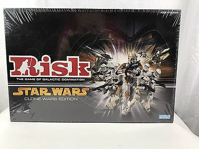 Risk Star Wars The Clone Wars Edition 2005