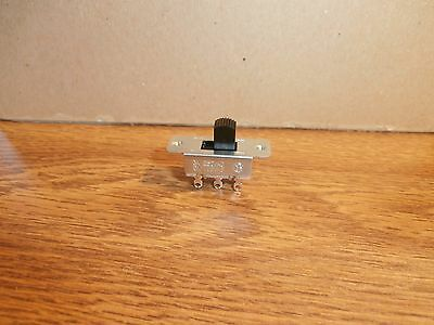 DPDT ON/OFF Slide Switch Philmore 30-9182,New