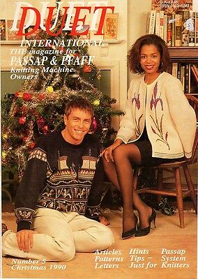 Passap Duet Magazine No. 5. - Christmas Edition