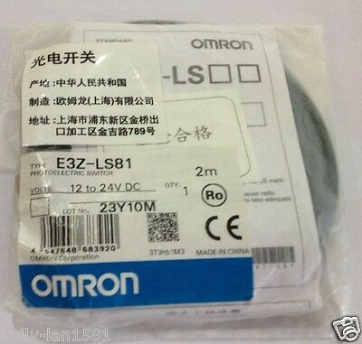 1PC OMRON NEW E3Z-LS81 (E3ZLS81) PhotoElectric Switch