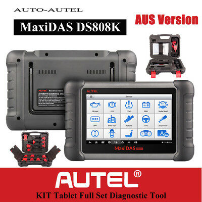 Autel MaxiDAS DS808K OBD2 Key Coding Scanner Diagnostic Tool Than DS808 as MS906