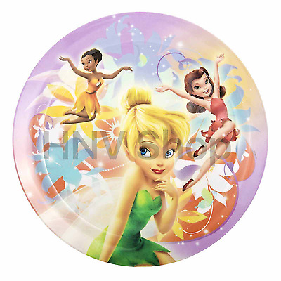 Disney Fairies Tinkerbell Edible Cake Icing Sheet Topper Decoration Round Images